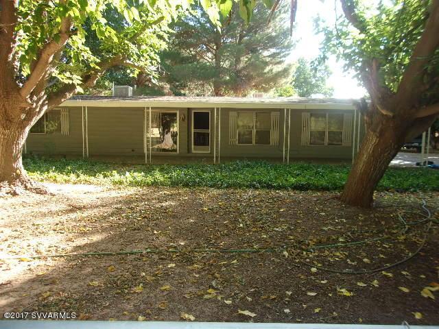 1721 N Rustler Tr Camp Verde, AZ 86322