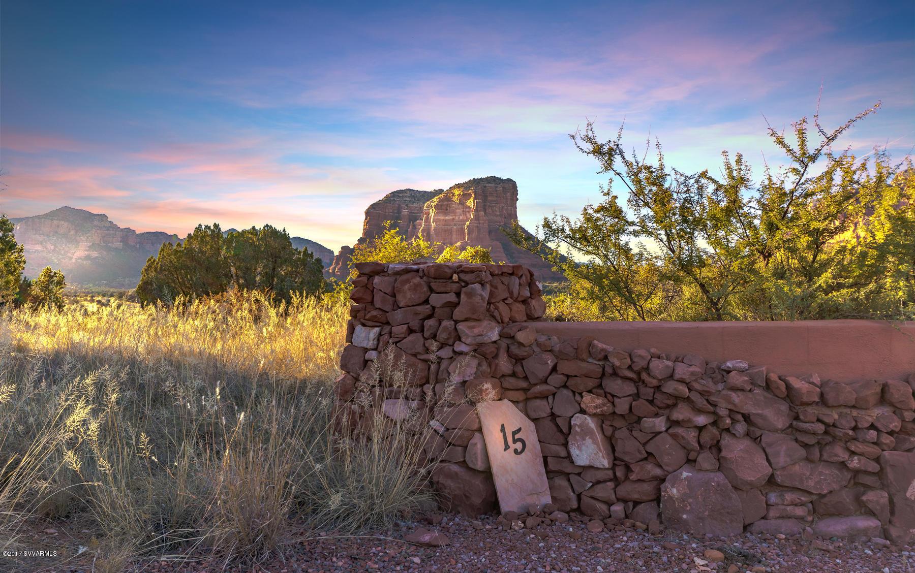 15 Canyon Ridge Sedona, AZ 86351