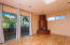 With Kiva Fireplace, wood floors, large windows