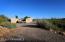 Front of 8th Street Santa Fe Pueblo Style Home