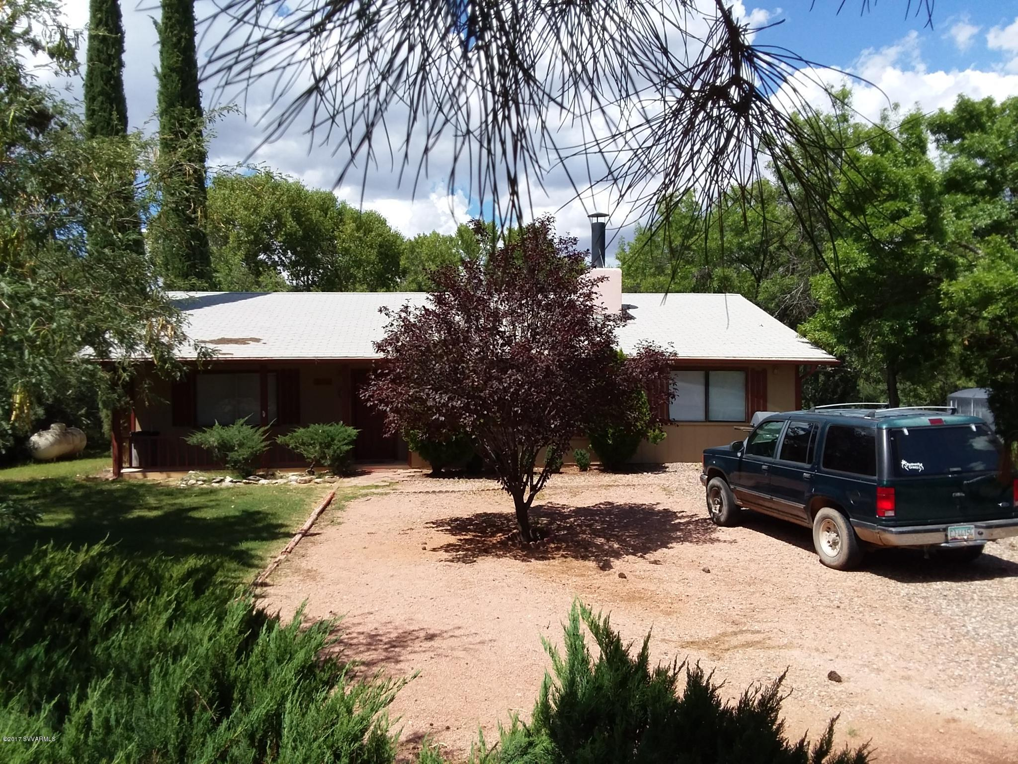 1170 N Willow Point Rd Cornville, AZ 86325