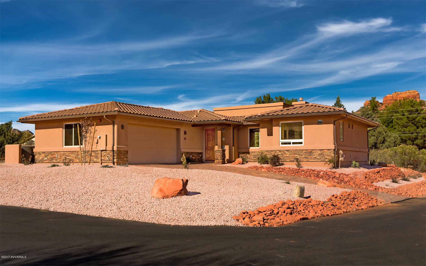15 Brielle Lane Sedona, AZ 86351