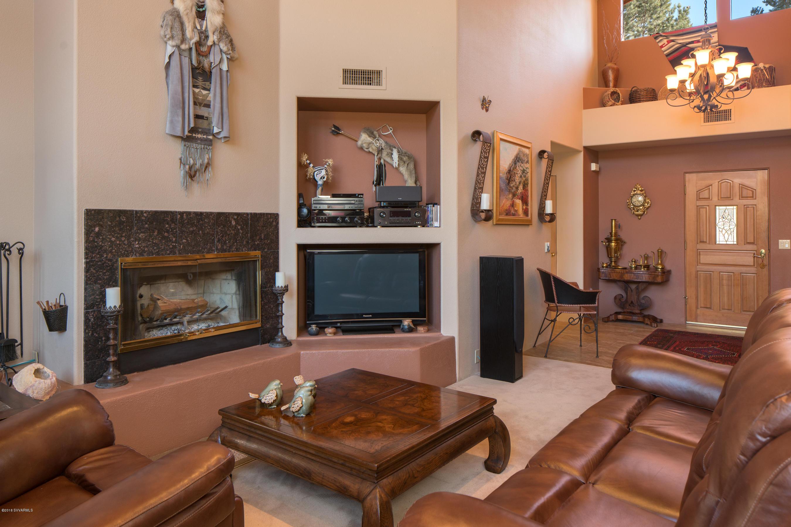 25 Santa Barbara Drive Sedona, AZ 86336