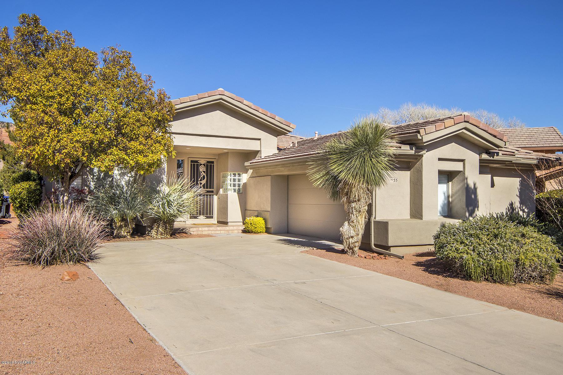 55 Heritage Circle Sedona, AZ 86351