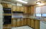 Built-in Microwave and Oven, Glass cook top, dishwasher and Regrigerator