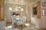 Majestic dining room
