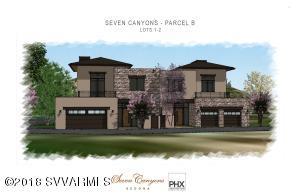 22 Pedregosa Drive, Lot 2, Sedona, AZ 86336