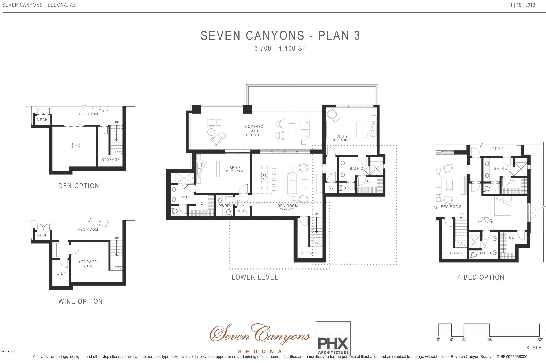 114 Fay Canyons Road UNIT Lot 18 Sedona, AZ 86336