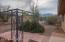 Backyard facing Mingus