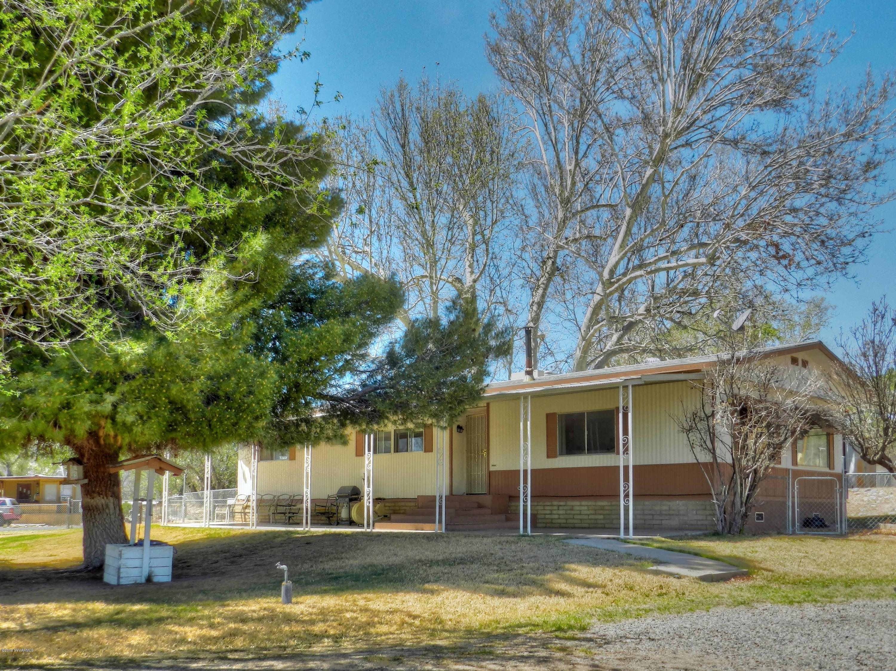 2963 S White Birch Drive Camp Verde, AZ 86322