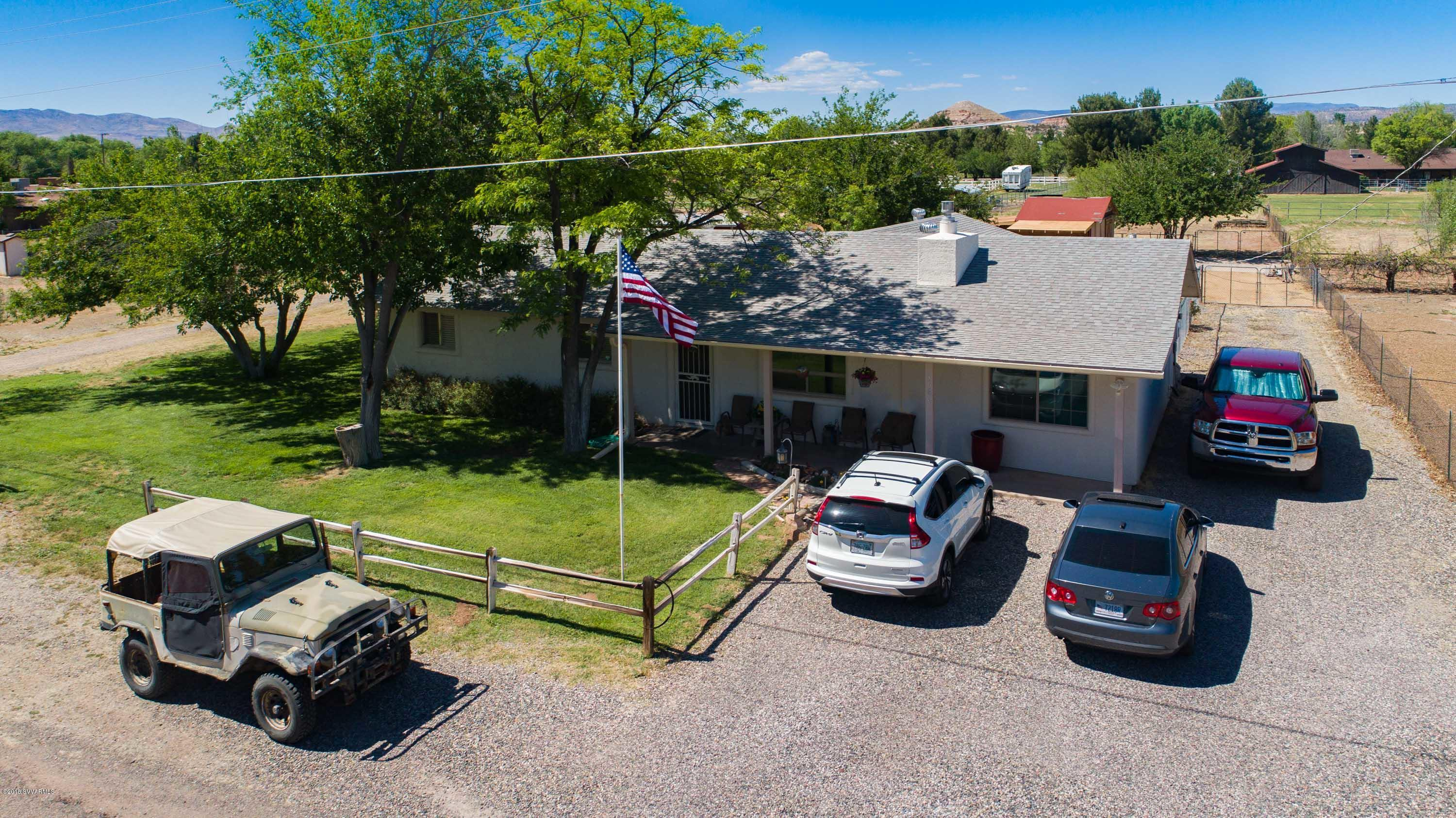 3660 E Carol Lane Cottonwood, AZ 86326