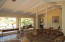 Large Windows Vaulted Great Room