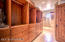 Custom cabinets & shelving in this enormous Master Closet. Don't get lost!