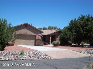 4830 E Cedar Drive, Rimrock, AZ 86335