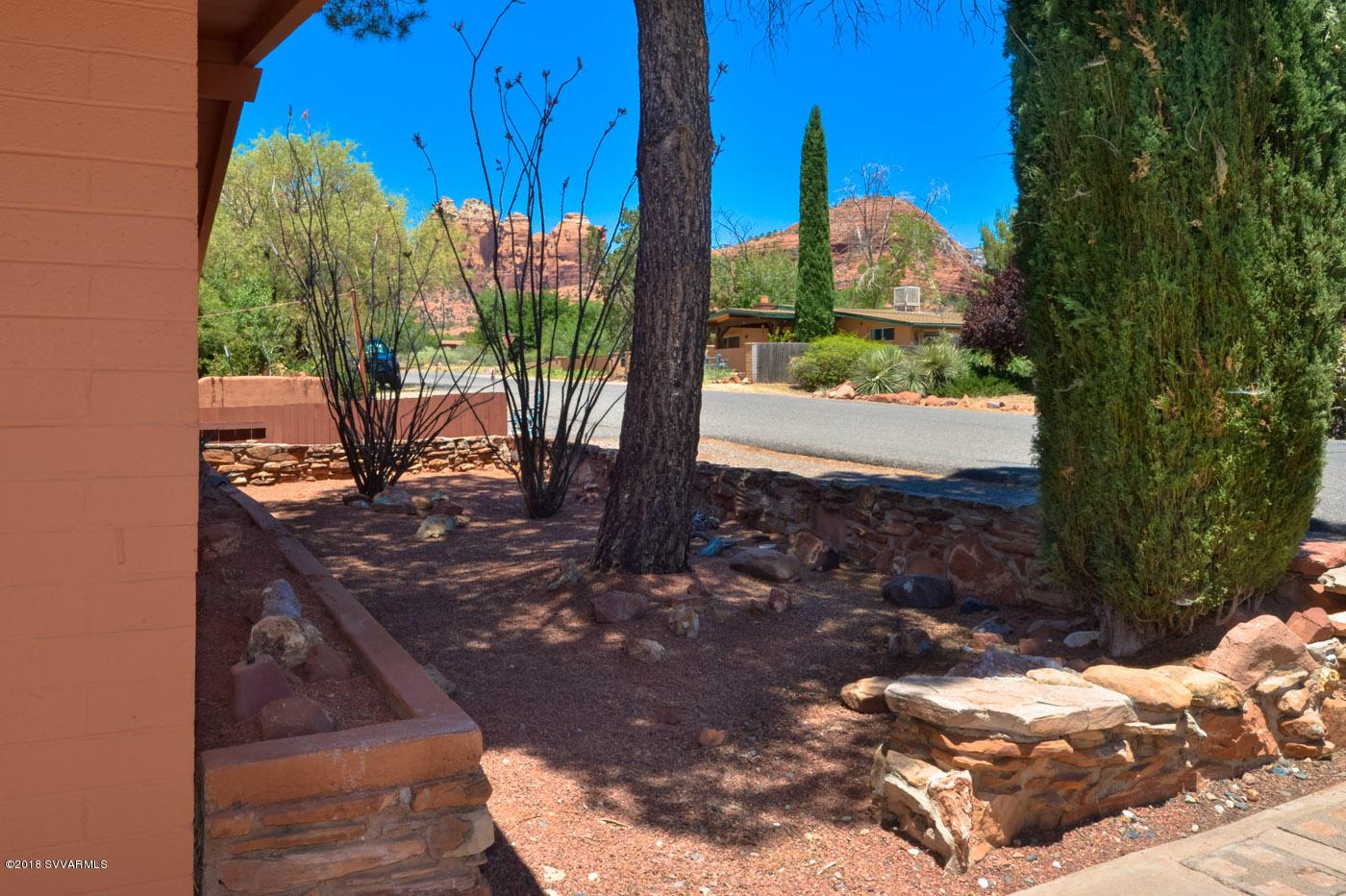 45 Borden Drive Sedona, AZ 86336