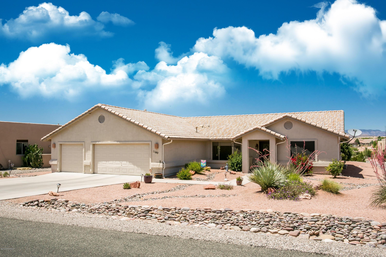 1149 S Verde Santa Fe Pkwy Cornville, AZ 86325