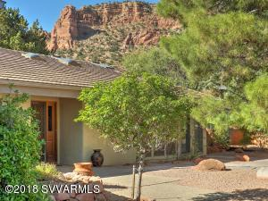 Front with Red Rock Views