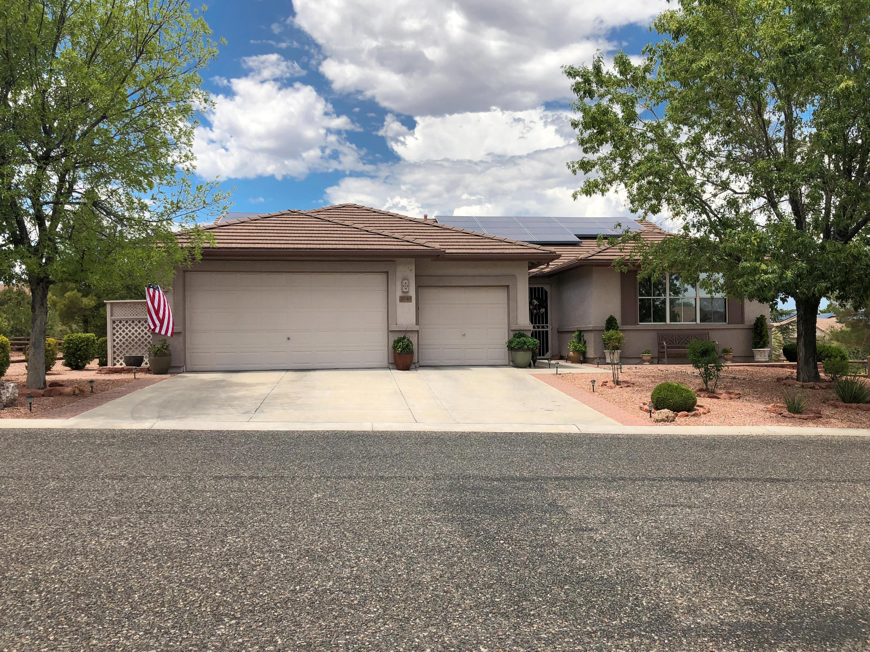 2040 W Trail Blazer Drive Cottonwood, AZ 86326