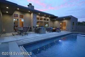 Welcome to Paradise! Contemporary footprint with pool and fenced yard w/ NO HOA!