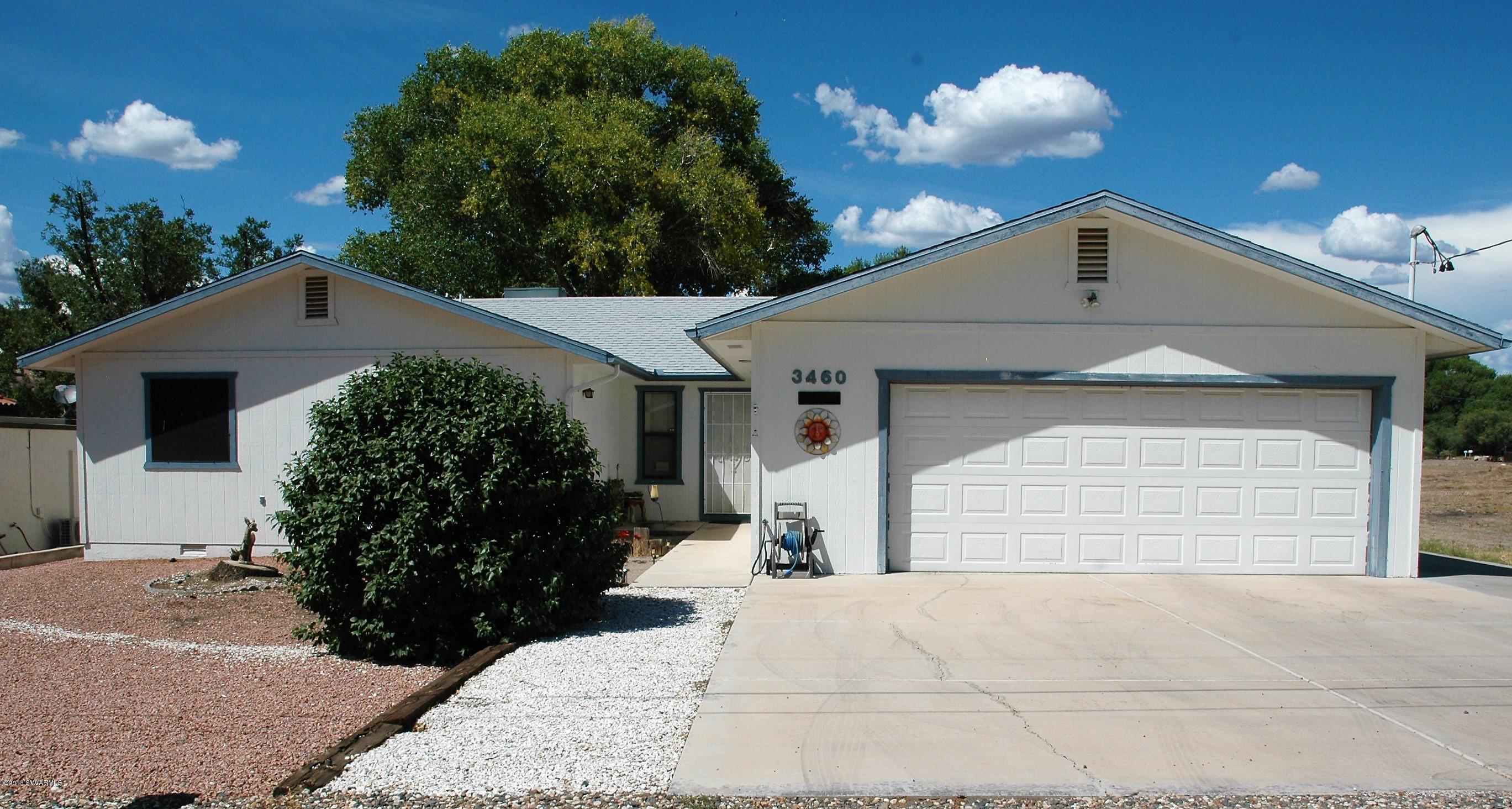 3460 E Yuma Drive Rimrock, AZ 86335