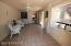 Great extended living area, Arizona room, office or bonus room.