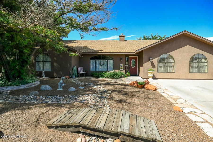 110 E Rancho Vista Way Cottonwood, AZ 86326
