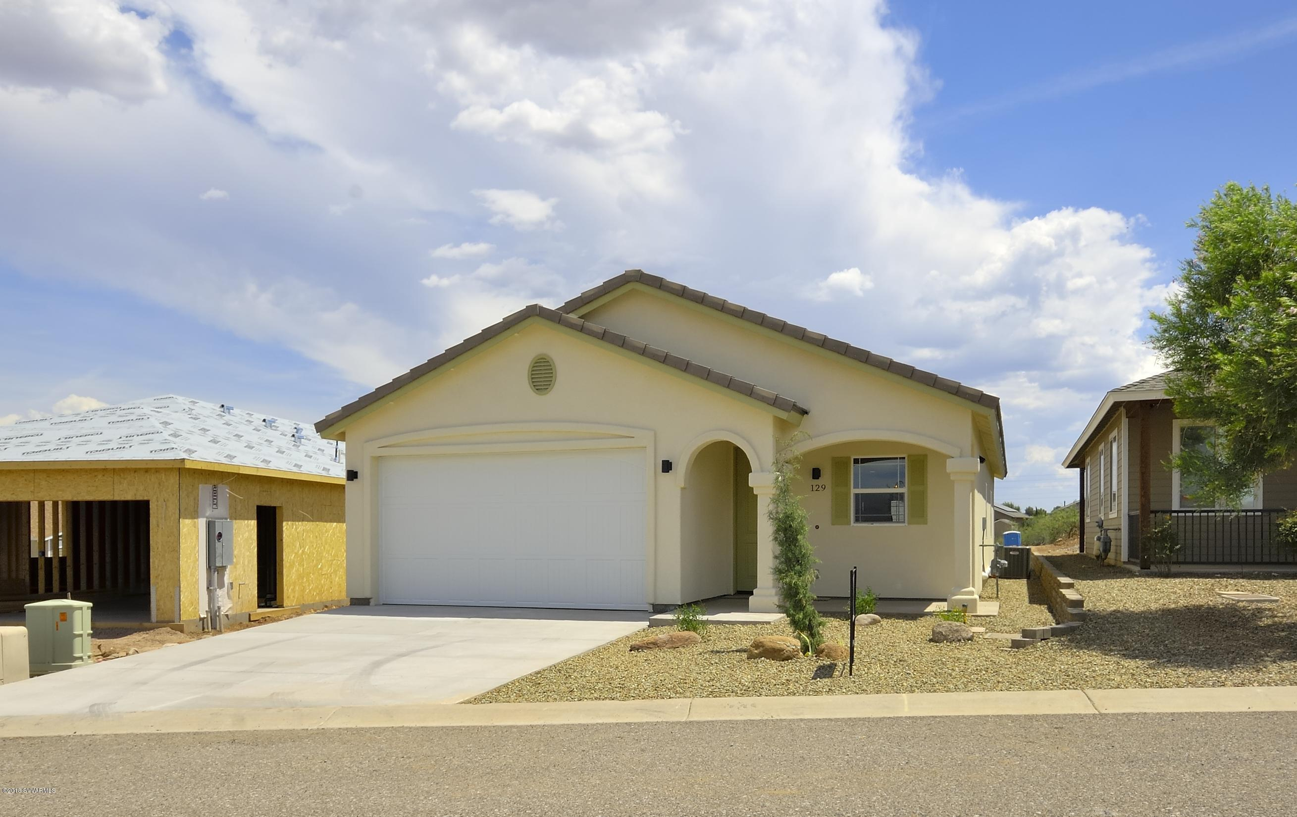 129 Granite Springs Rd Clarkdale, AZ 86324