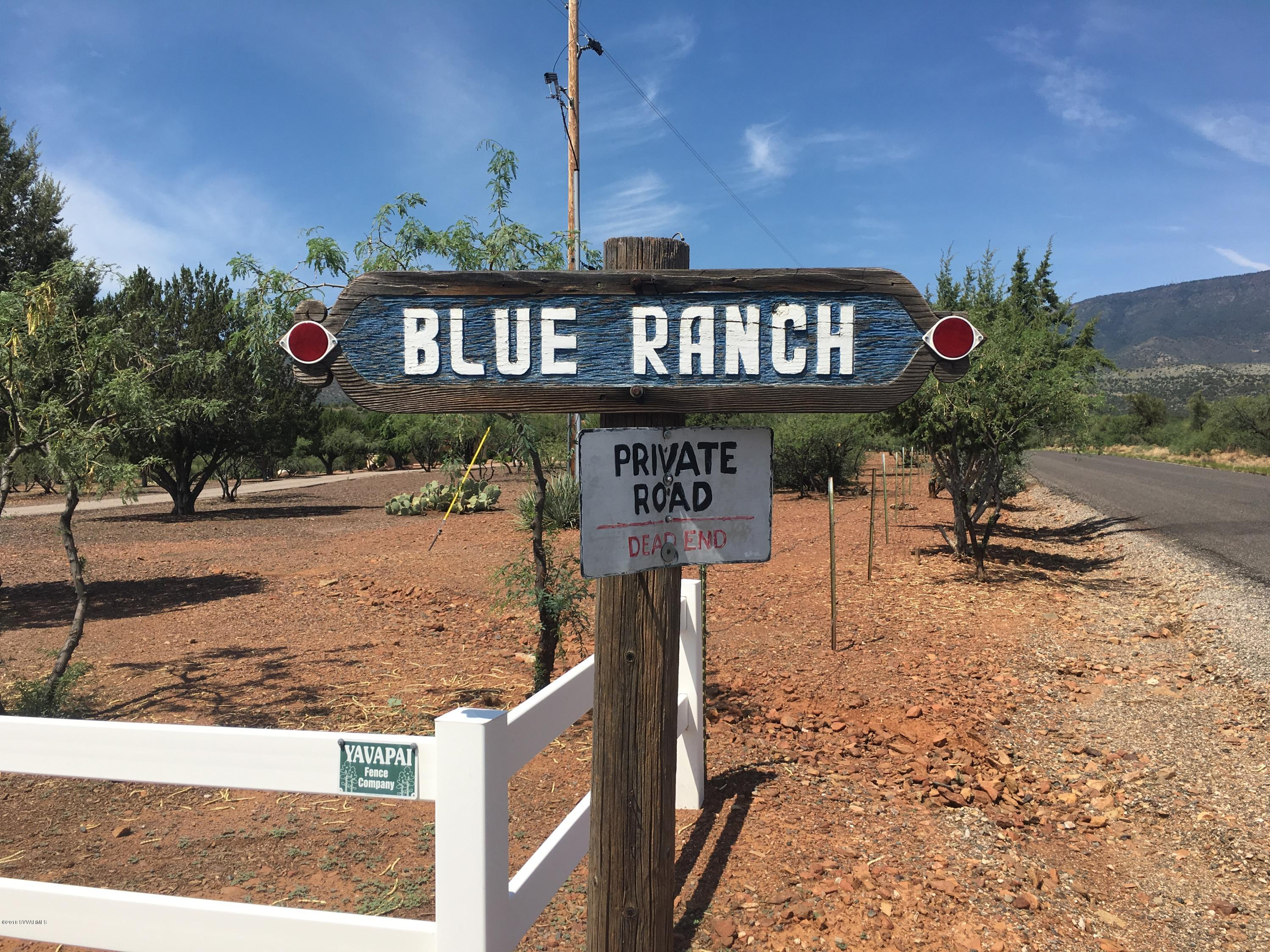 01 S Blue Ranch Cottonwood, AZ 86326