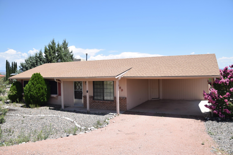 1989 Old Jerome Hwy Clarkdale, AZ 86324
