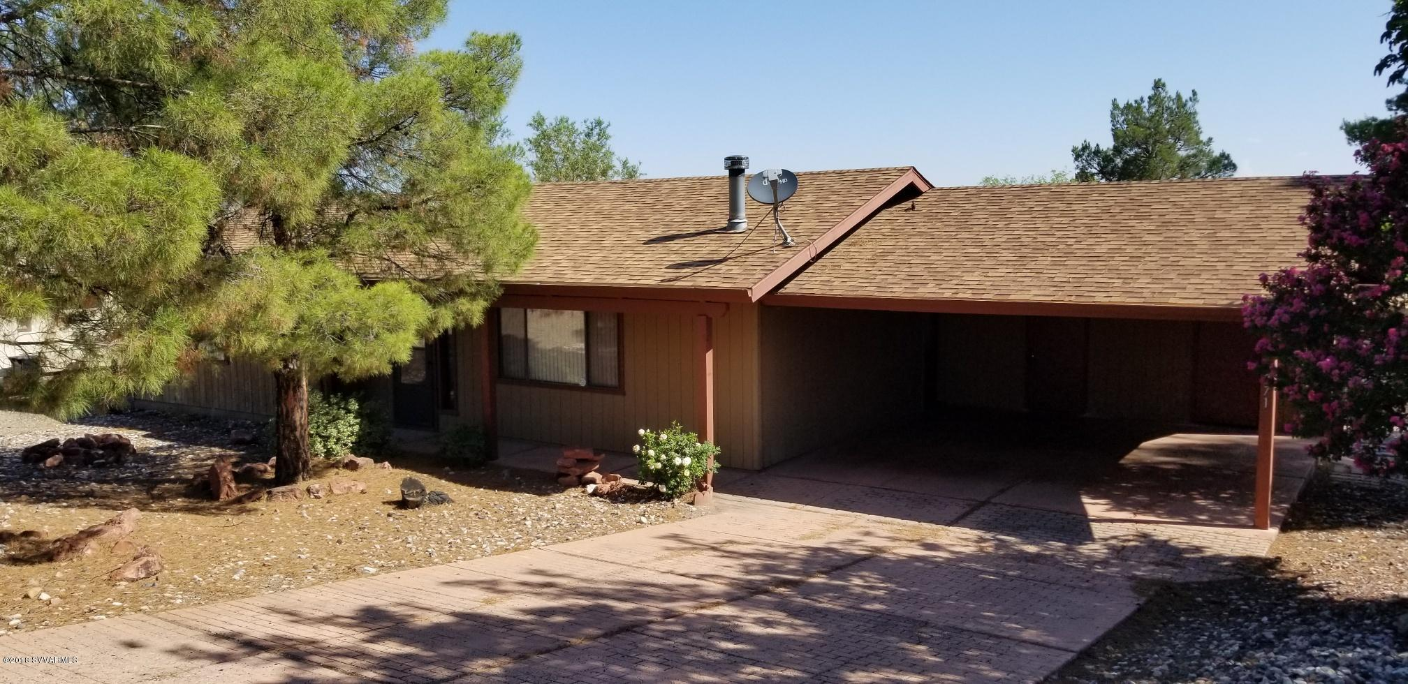 2371 S Lariat Circle Cottonwood, AZ 86326
