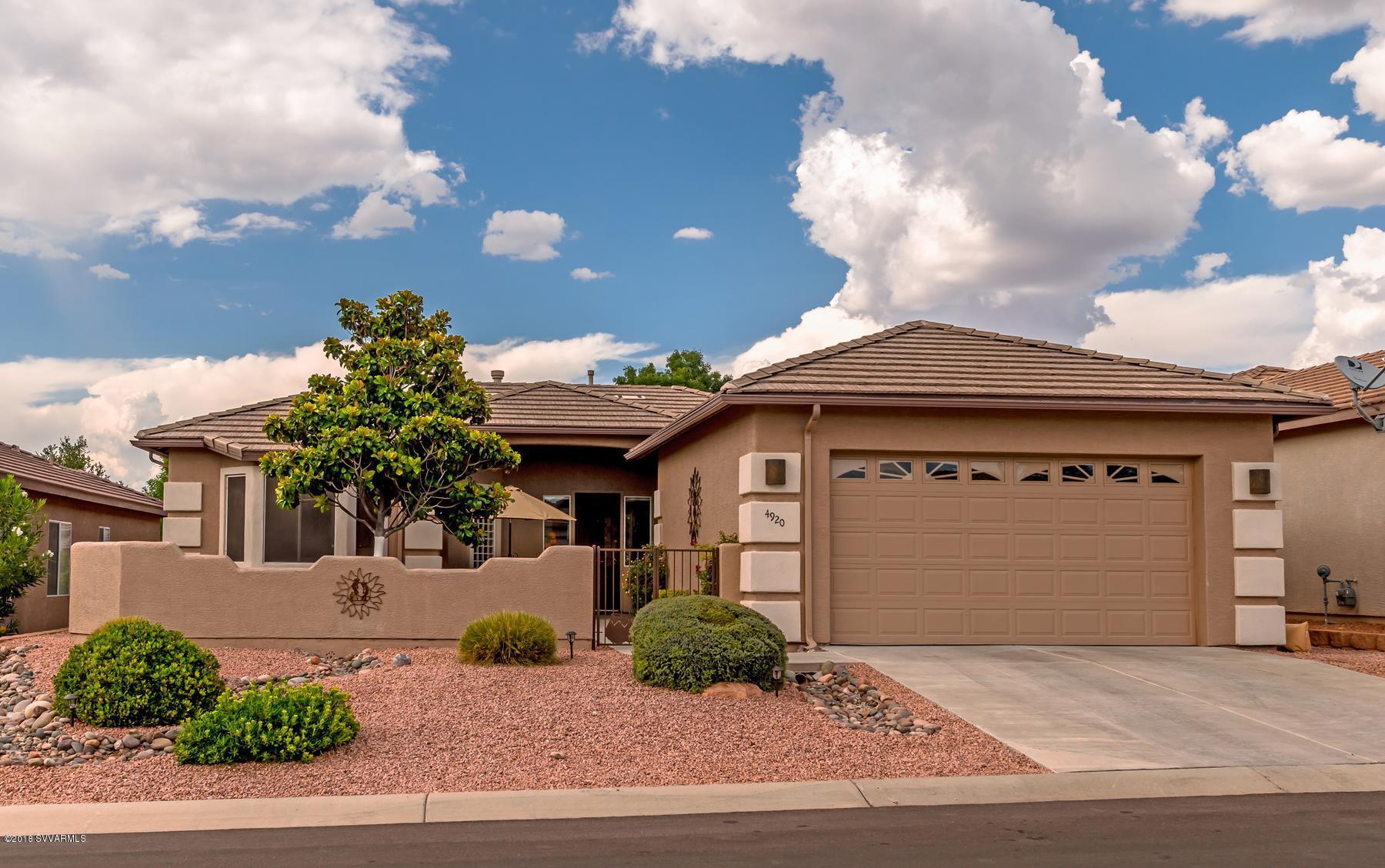 4920 E Somerset Drive Cornville, AZ 86325
