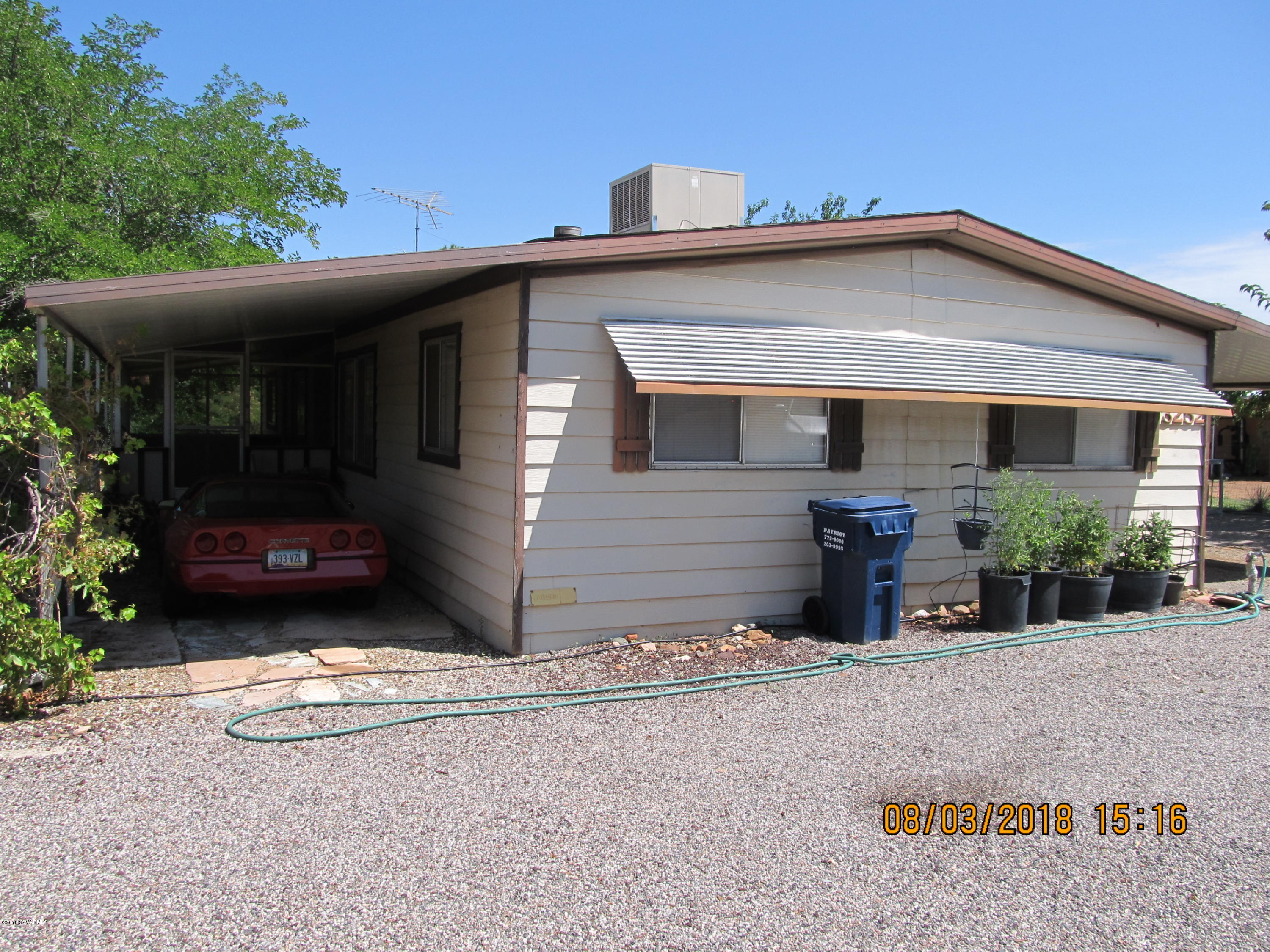 3252 E Colorado Drive Cottonwood, AZ 86326