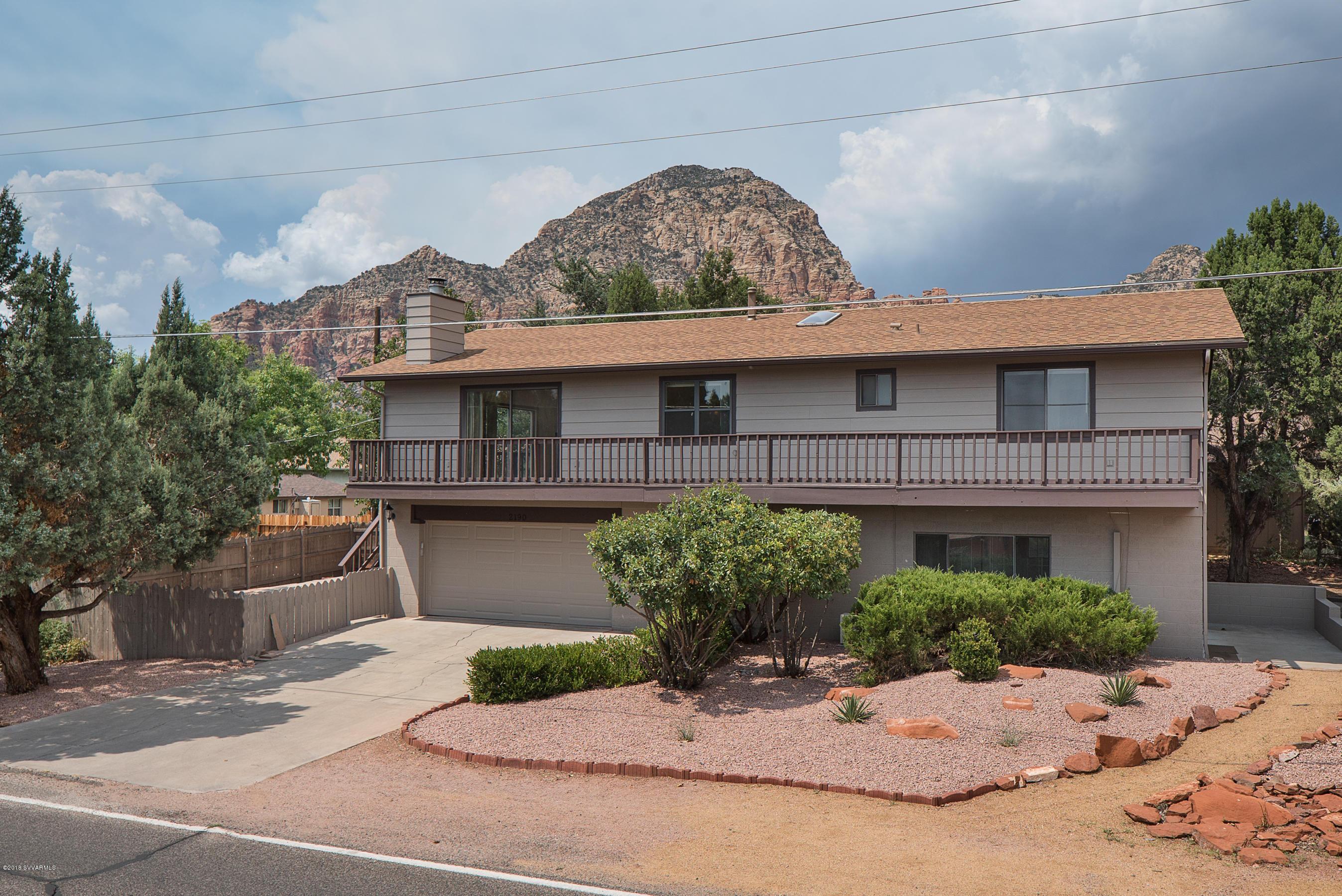 2190 Sanborn Drive Sedona, AZ 86336