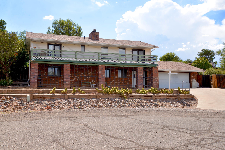 1803 Gray Mule Circle Cottonwood, AZ 86326