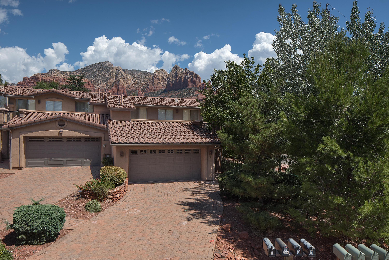 318 Capitol Butte Drive UNIT 4 Sedona, AZ 86336