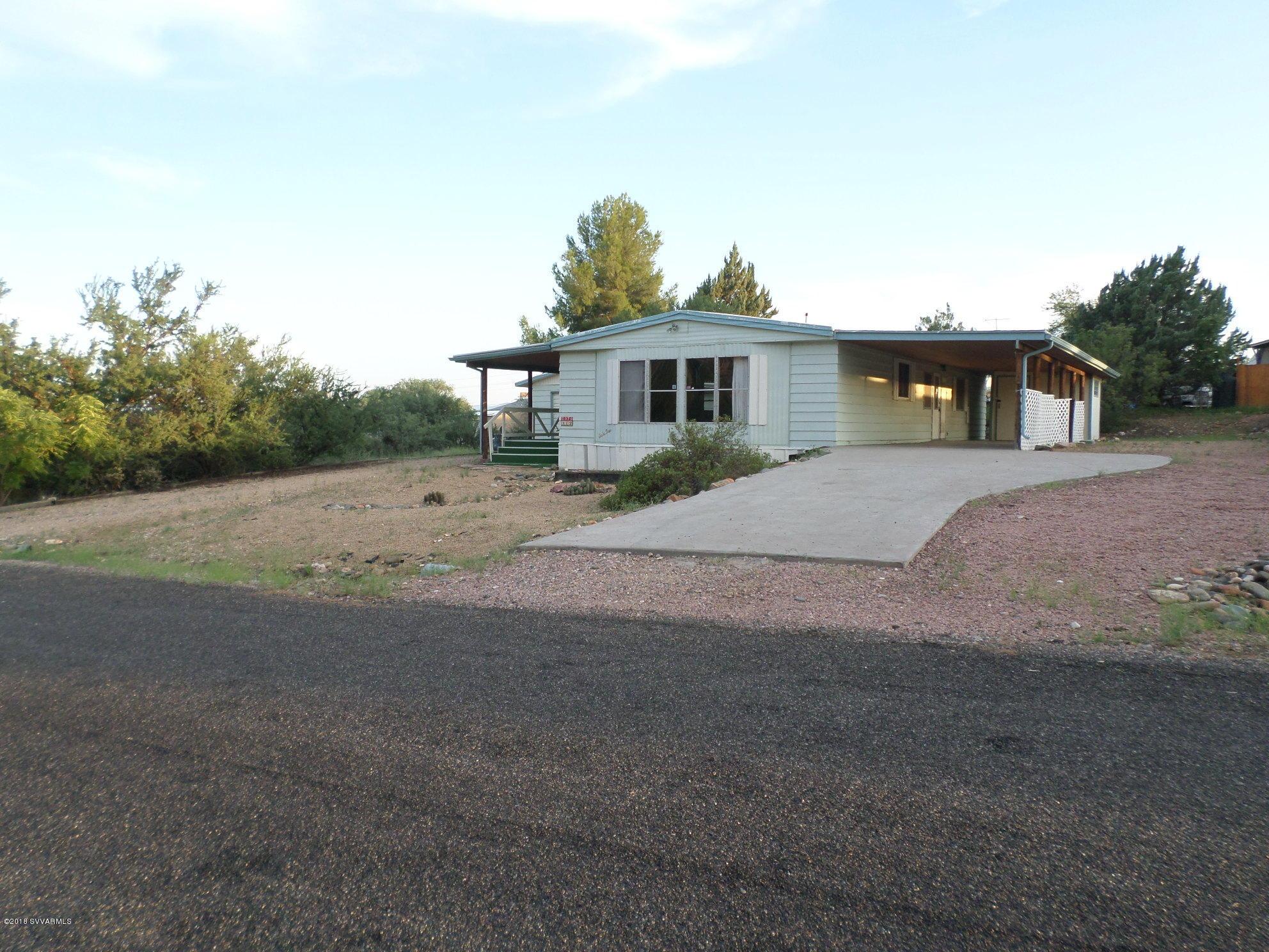 5979 E Cactus Lane Cottonwood, AZ 86326