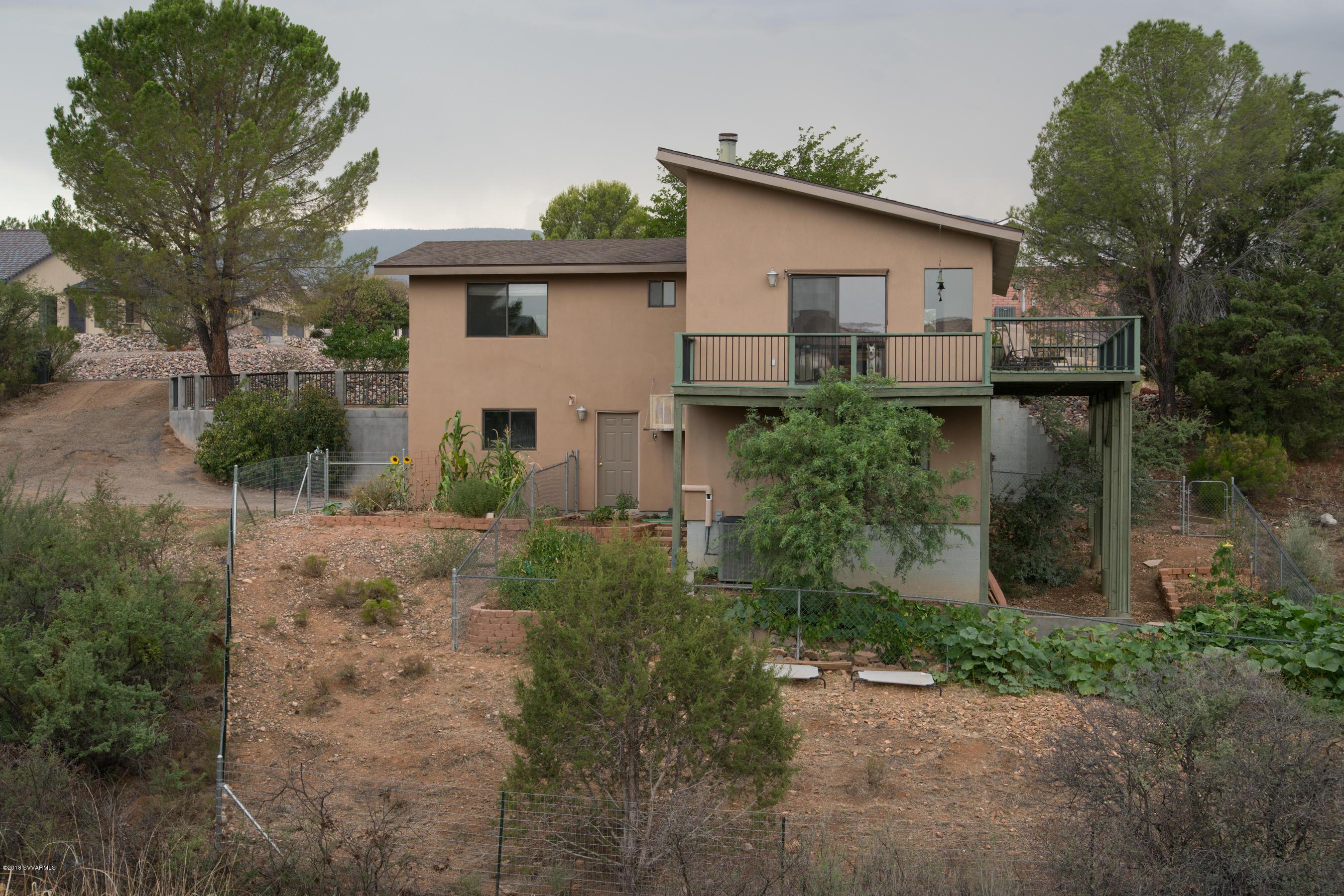 1699 S Cactus Wren Rd Cottonwood, AZ 86326