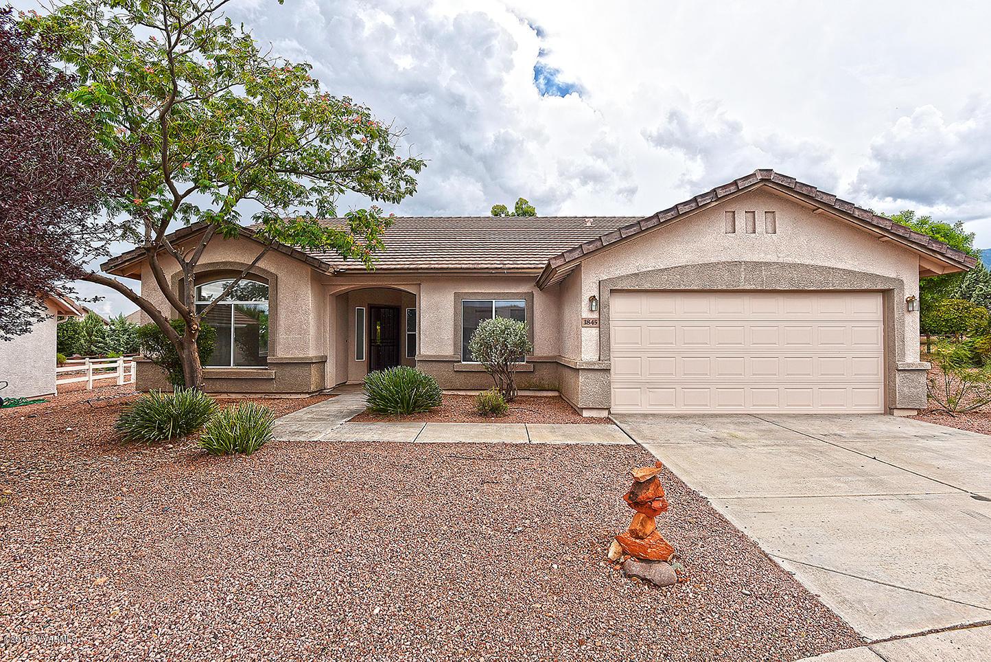 1845 W Dart Circle Cottonwood, AZ 86326