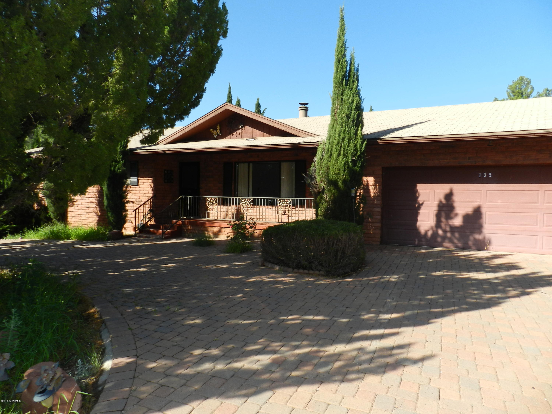 135 Gunsight Hills Drive Sedona, AZ 86351