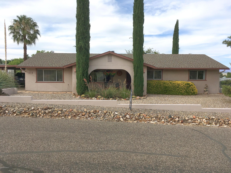 734 E Alvarado Lane Cottonwood, AZ 86326