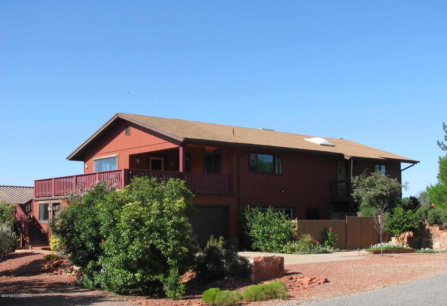 2505 Whippet Way Sedona, AZ 86336