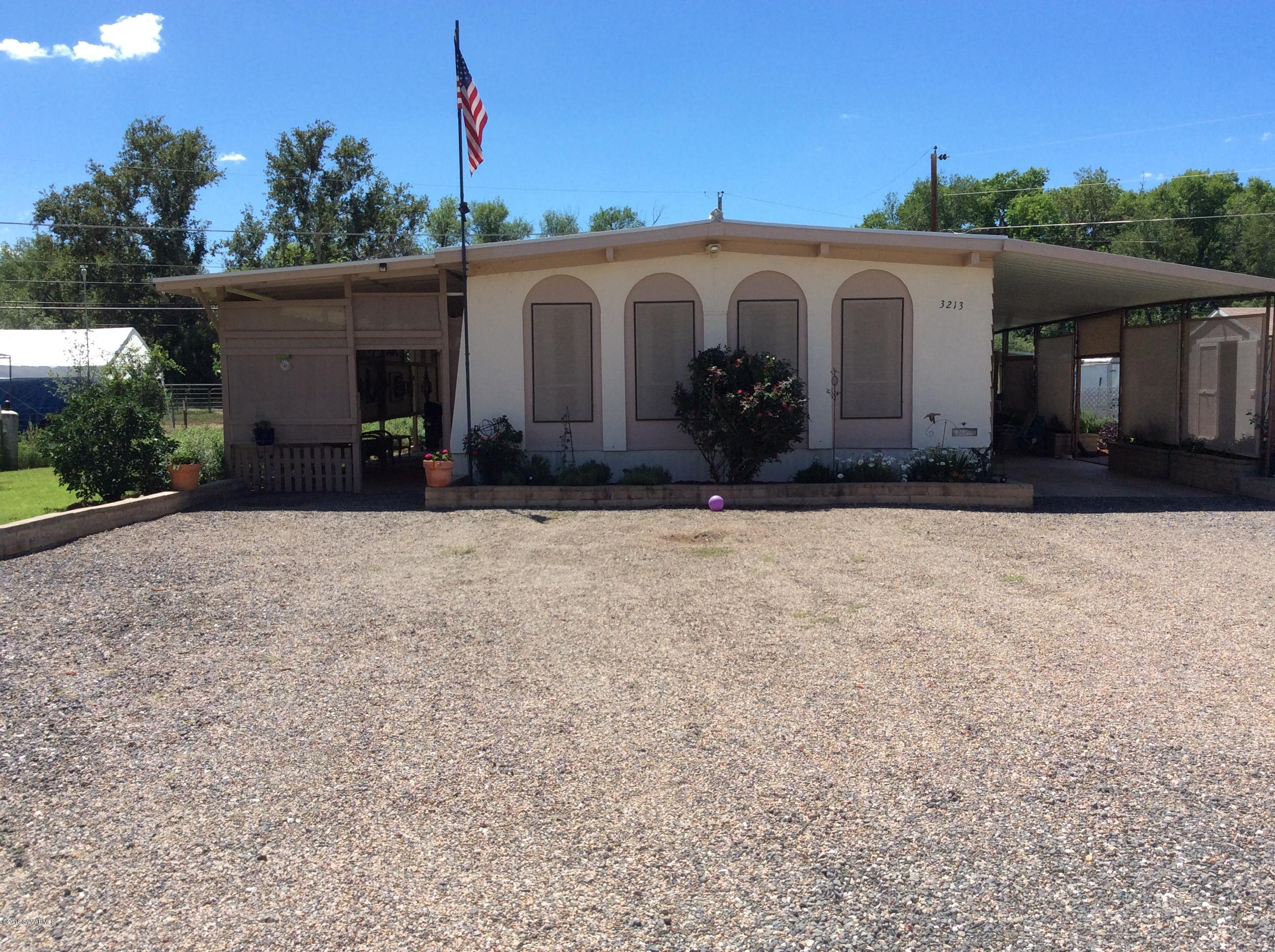 3213 S Dinky Creek Drive Camp Verde, AZ 86322