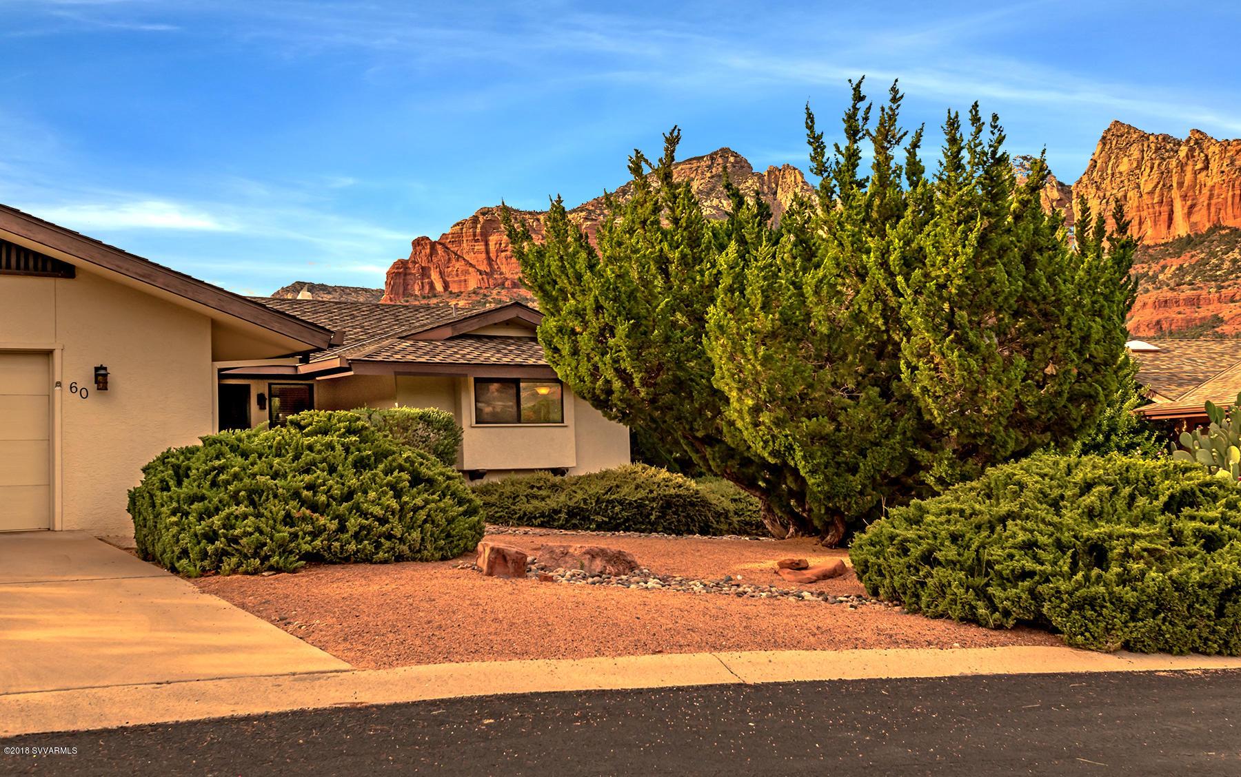 60 Elberta Drive Sedona, AZ 86336