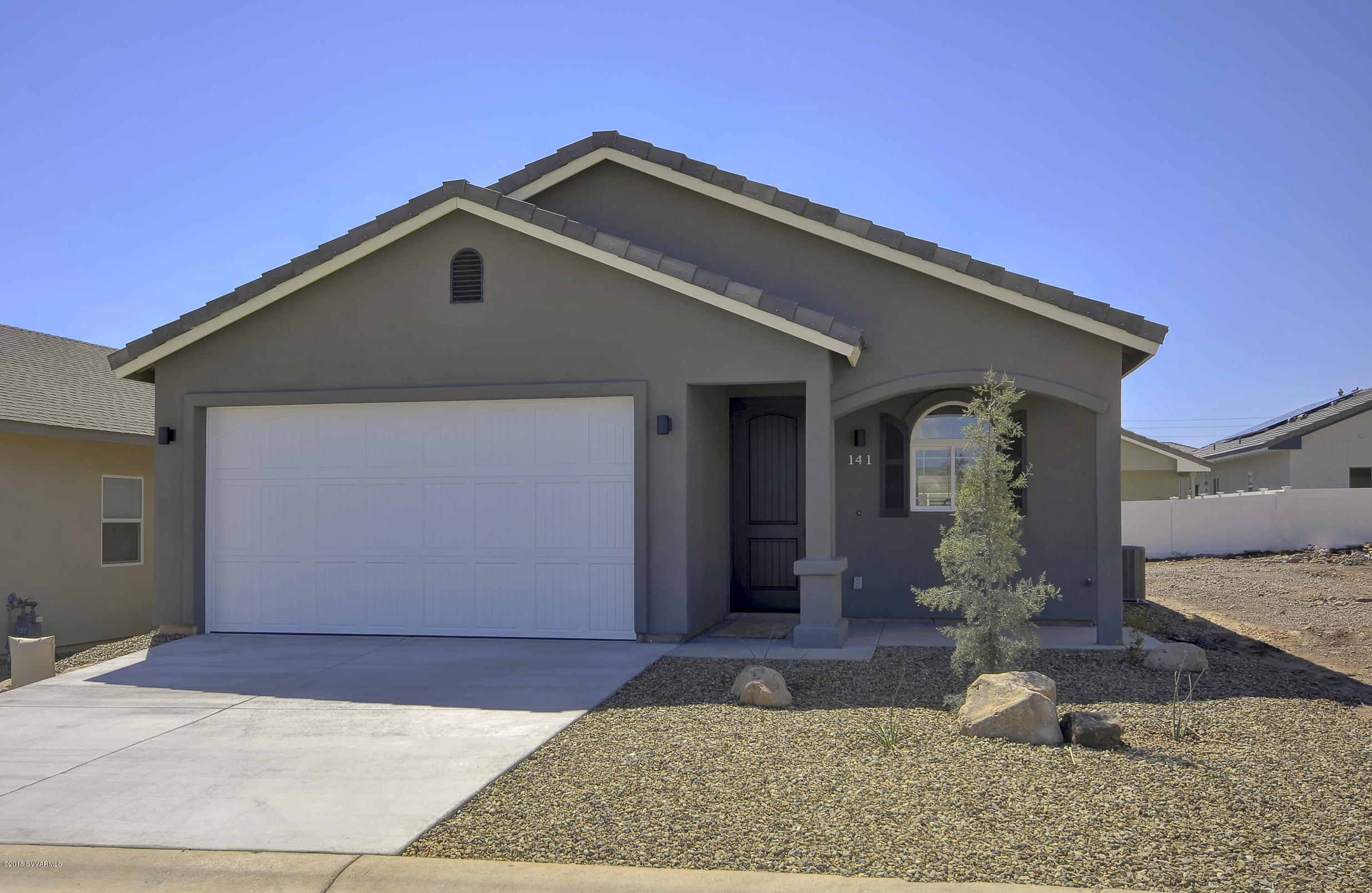 141 Granite Springs Rd Clarkdale, AZ 86324