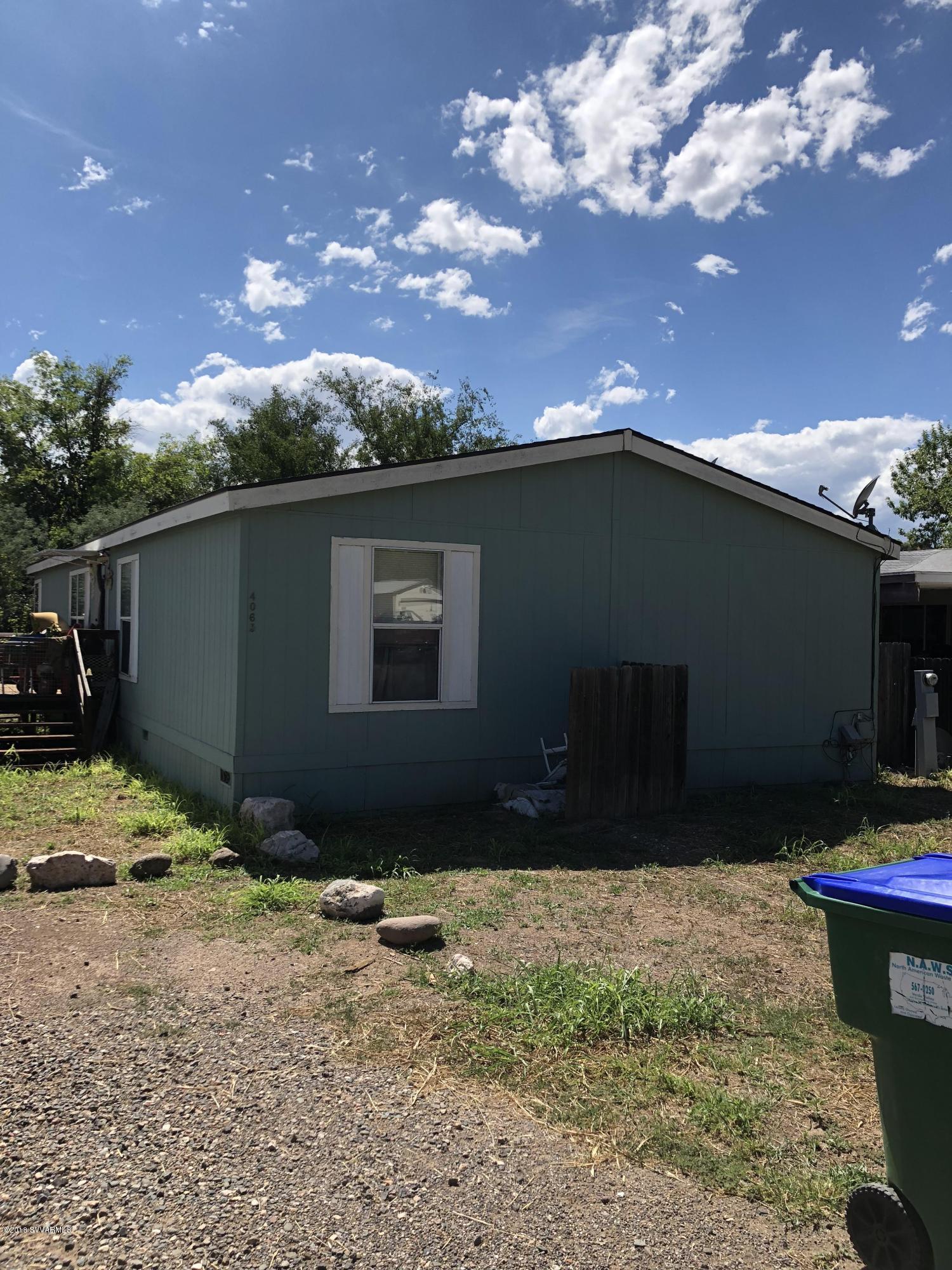 4065 E Aztec Rd Rimrock, AZ 86335