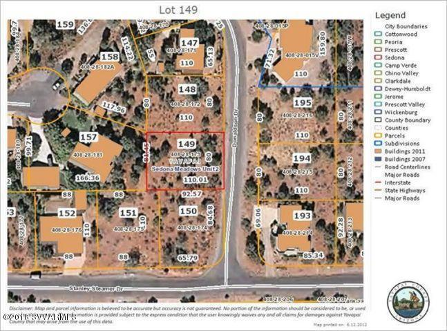165 Donaldson Sedona, AZ 86336
