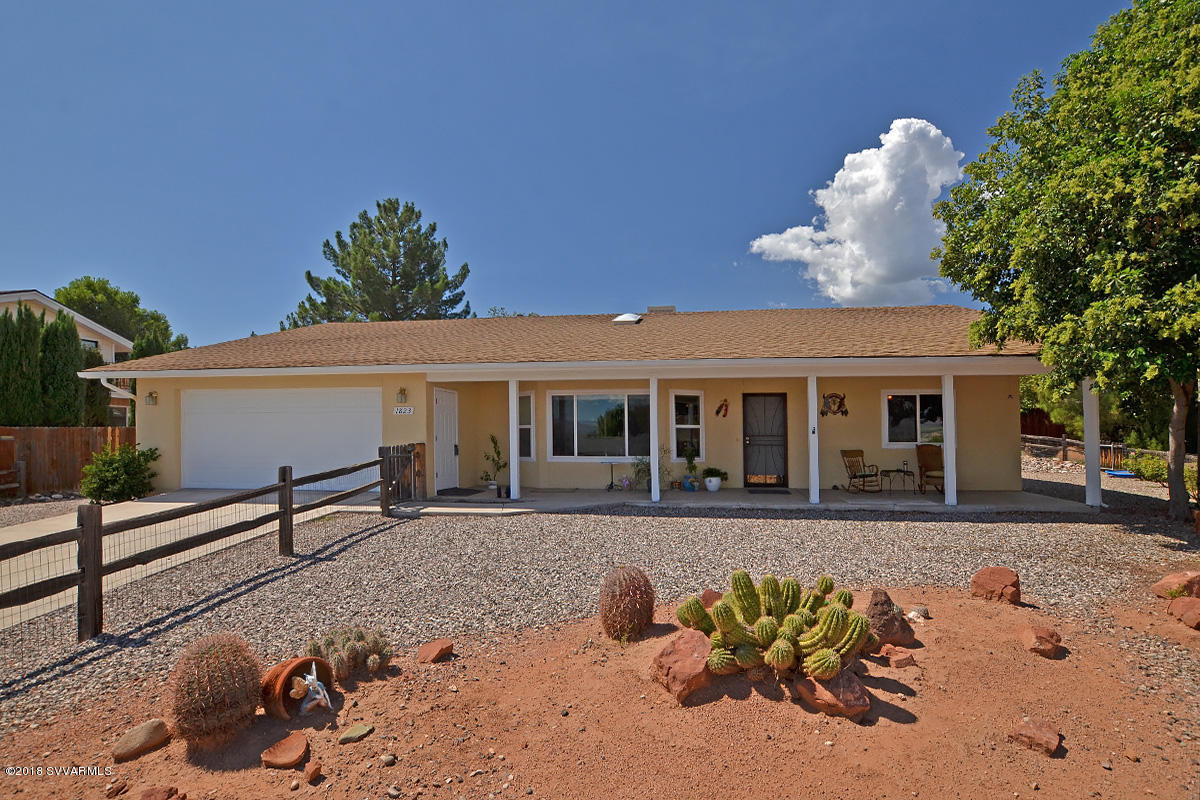 1823 Gray Mule Circle Cottonwood, AZ 86326
