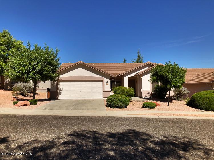 1820 W Desert Willow Drive Cottonwood, AZ 86326