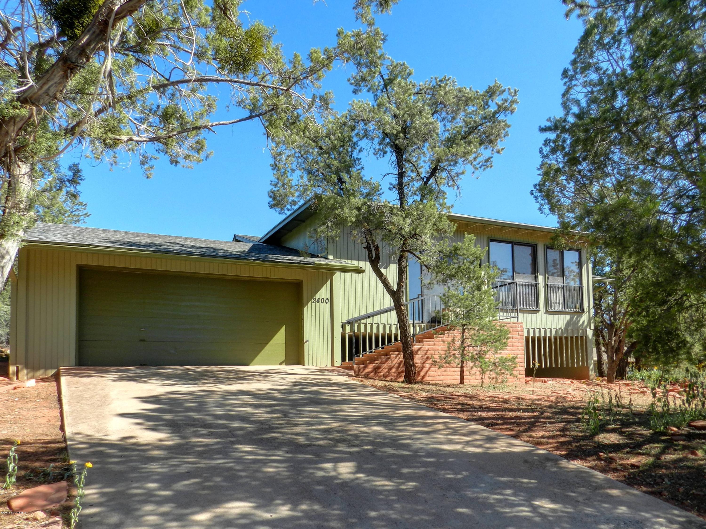 2400 Maxwell Lane Sedona, AZ 86336