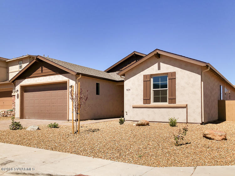 604 King Copper Rd Clarkdale, AZ 86324